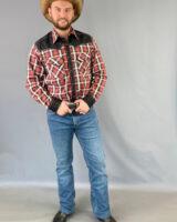 Jeans Jacksville azzurro Wrangler