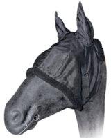 Maschera antimosche con orecchie