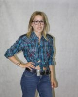 Camicia Panhandle Slim M/L BLU