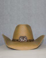 Cappello western paglia BEIGE