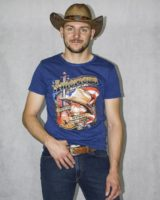 T. Shirt M/M stampa country