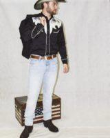 Jeans LARSTON azzurro