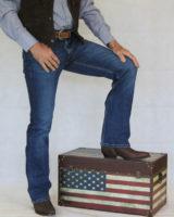Jeans JACKSVILLE elasticizzato