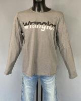 T-shirt m/l in grigia Wrangler