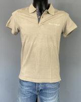 Polo m/m beige Superior Vintage